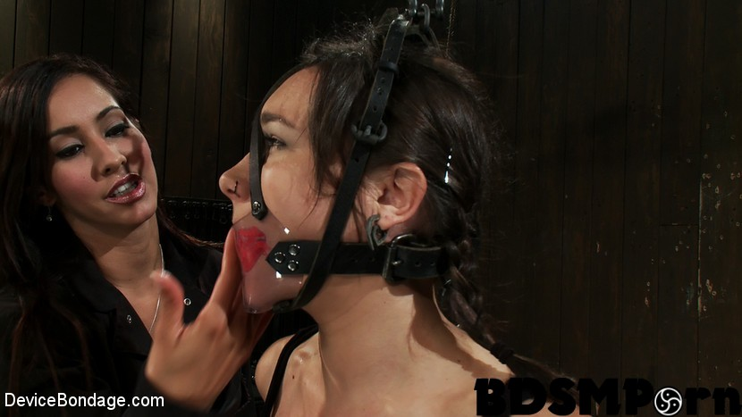 the answer fetish femdom duo share cock together keep the point
