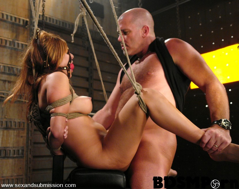 Sexandsubmission.com – Sativa Rose and Mark Davis Mark Davis & Sativa Rose  2006 Rough Sex