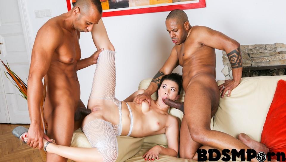 Kelly divine double penetration
