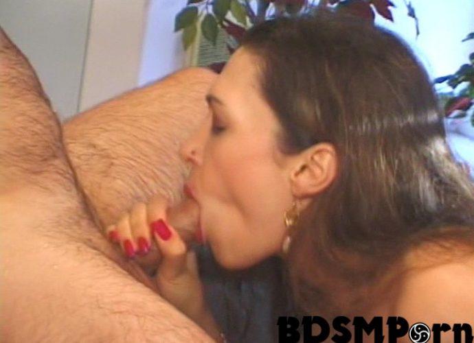 sexy mature dominatrix