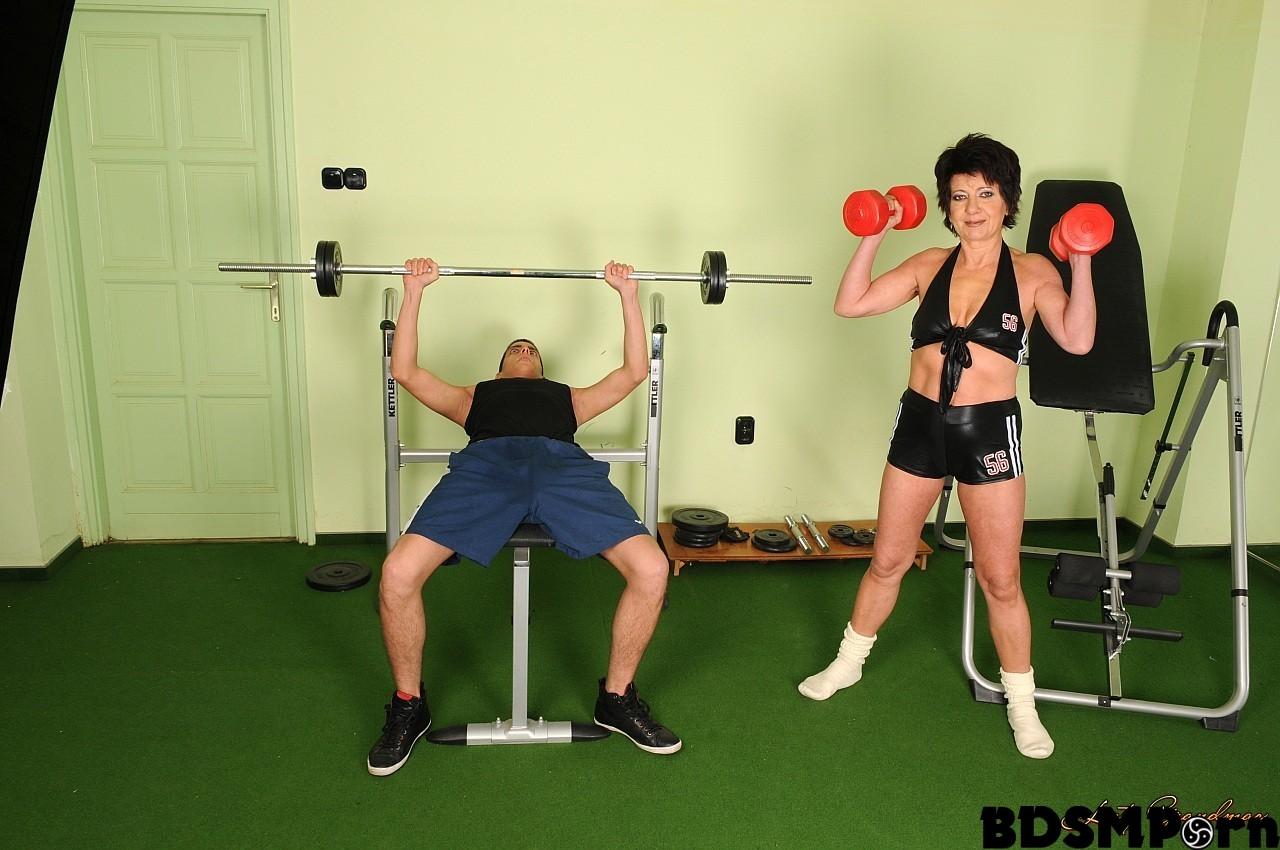 Alan Stafford Porn Exercise 21sextreme – special workout katala 2010 one on one