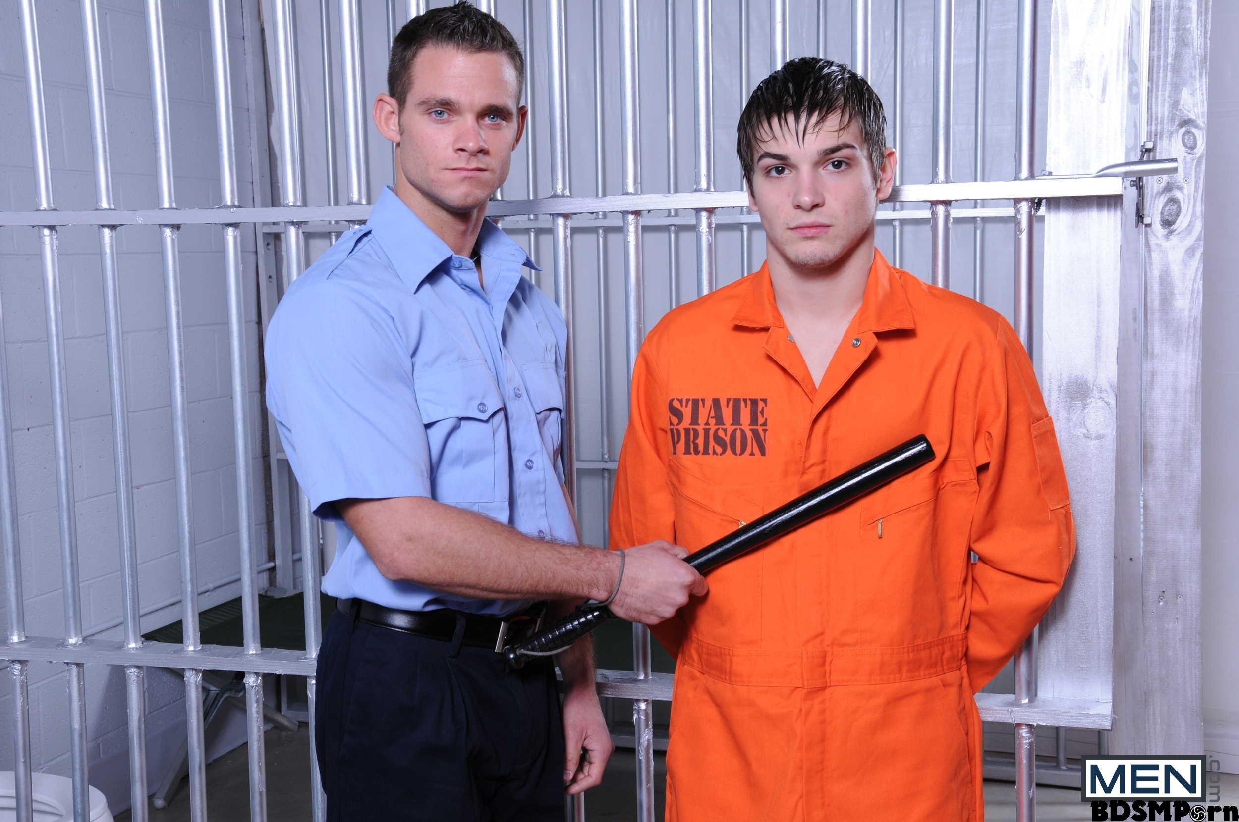 Gay porn prison shower