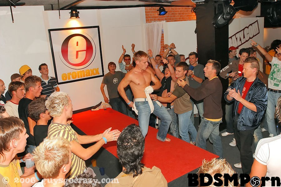 are not gay leather and bear events has touched
