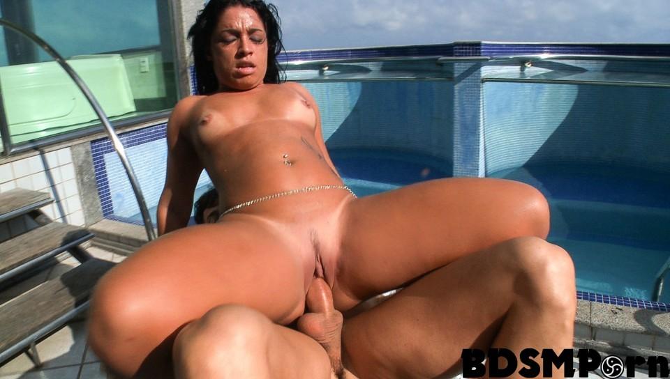 Monica Santhiago porno